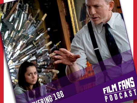 Film Fans Podcast 188: Knives Out, Laika & Looney Tunes