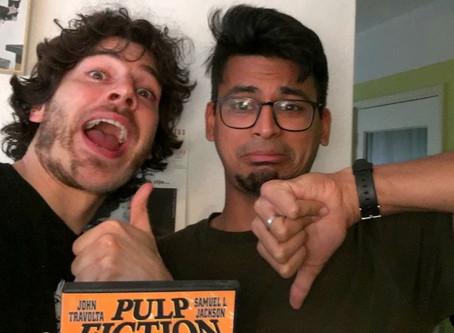 Thumb Wrestling 014 // Devansh Gupta vs. Pulp Fiction