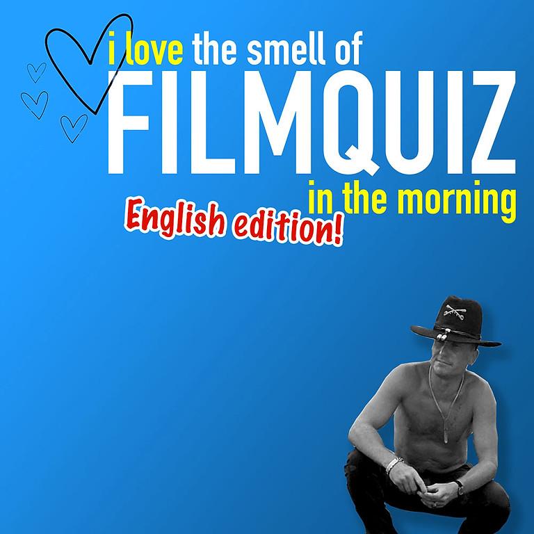 Filmquiz // I love the Smell of Filmquiz goes international! #1