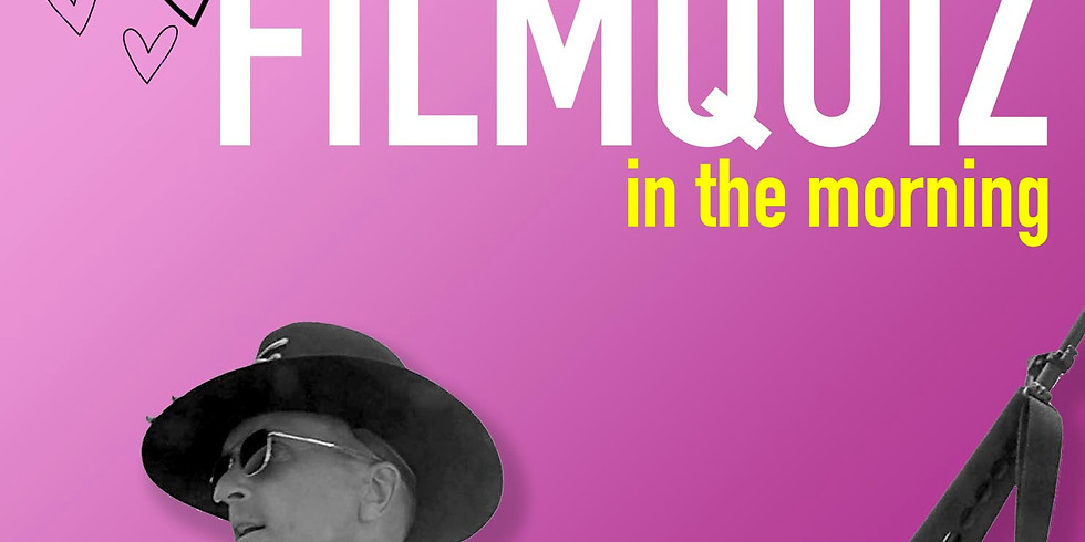 Filmquiz // I love the the smell of filmquiz in the morning! Vol. 2