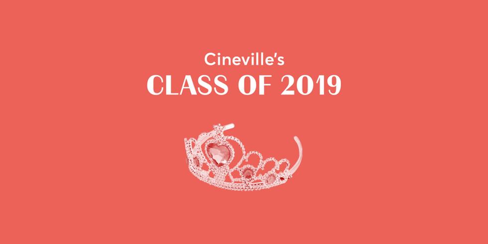 TOP 10 VAN 2019: CINEVILLE CLASS OF 2019