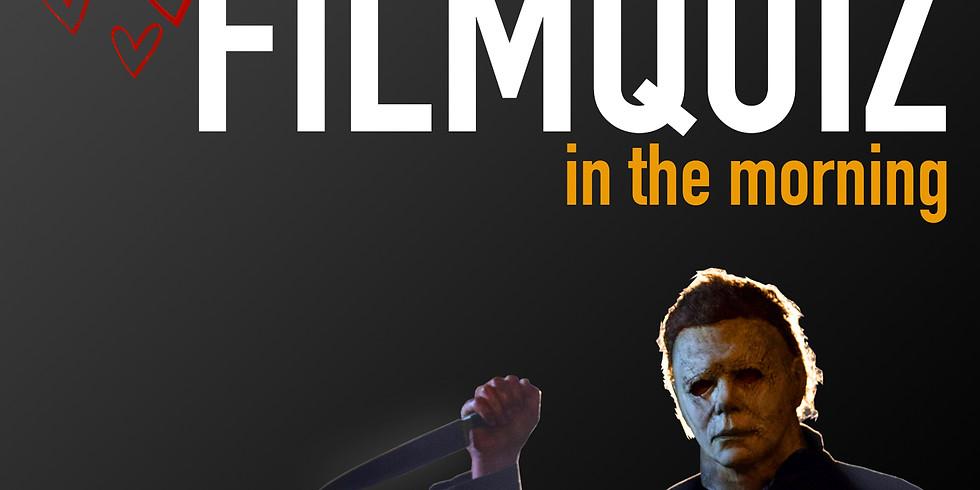 Filmquiz // I love the the smell of filmquiz in the morning! Halloween-editie