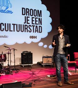 Ruud Vos presenteert de Cultuursalon