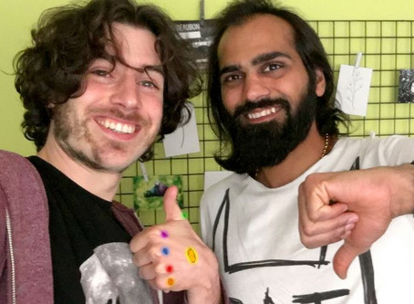 Thumb Wrestling 009 // Piyush Sharma vs. Avengers: Endgame