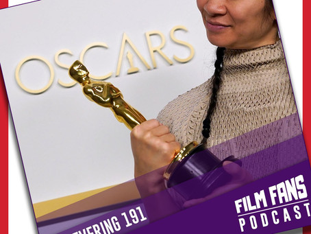 Film Fans Podcast 191: Oscars 2021 - En de winnaar is…