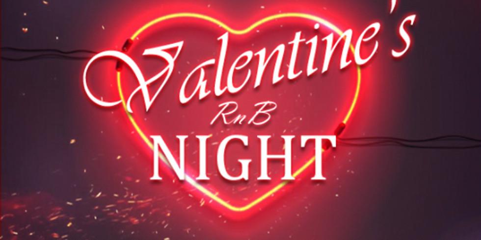 Valentines Show at Vegas Bar