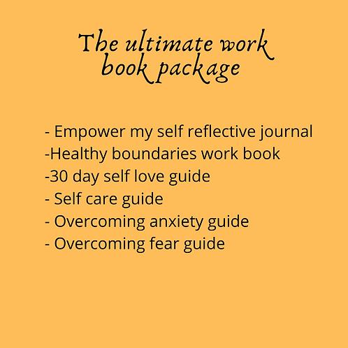 Ultimate workbook guide- 6 work books