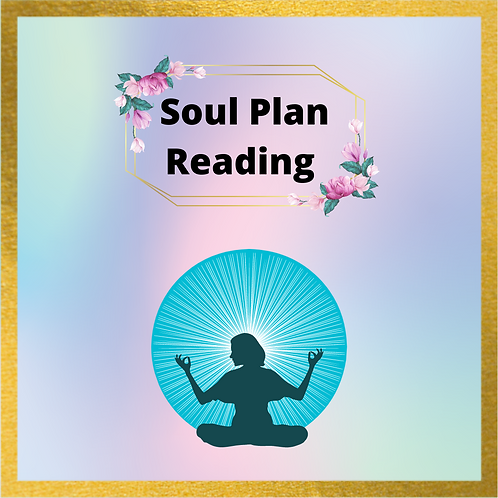 Soul Plan Reading and 121 Coaching Call