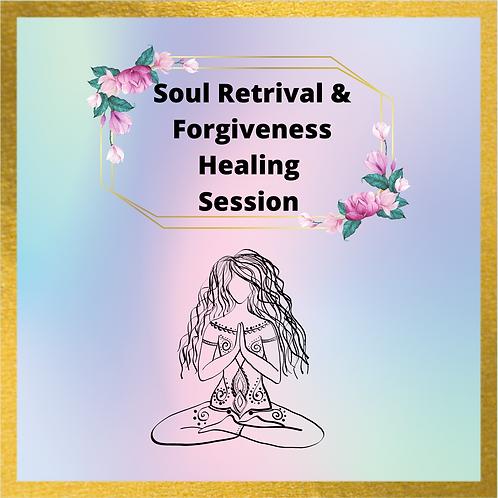 Soul Retrival and Forgiveness Healing session
