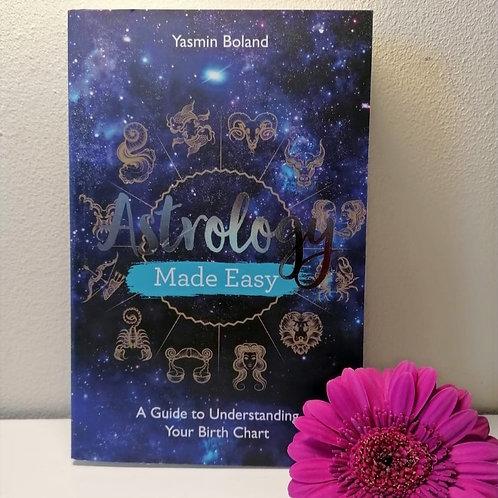 Astrology (Made Easy Series) - Yasmin Boland