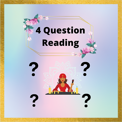 4 Question Reading