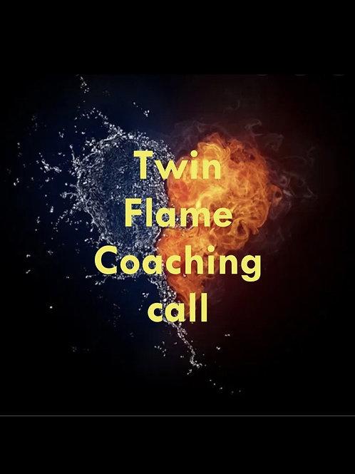 Twin flame coaching call