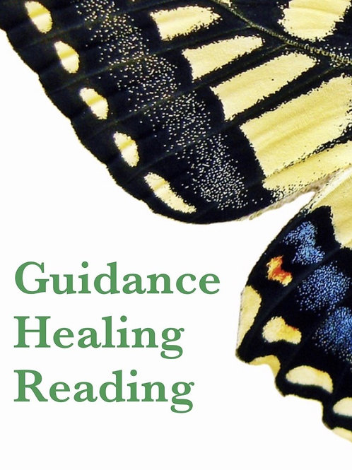 Guidance/ Healing Reading