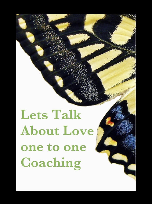 Lets Talk About Love Coaching Call