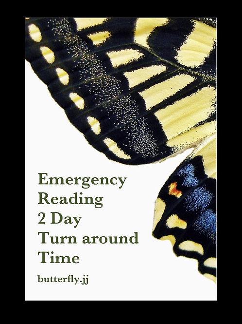 Emergency Reading