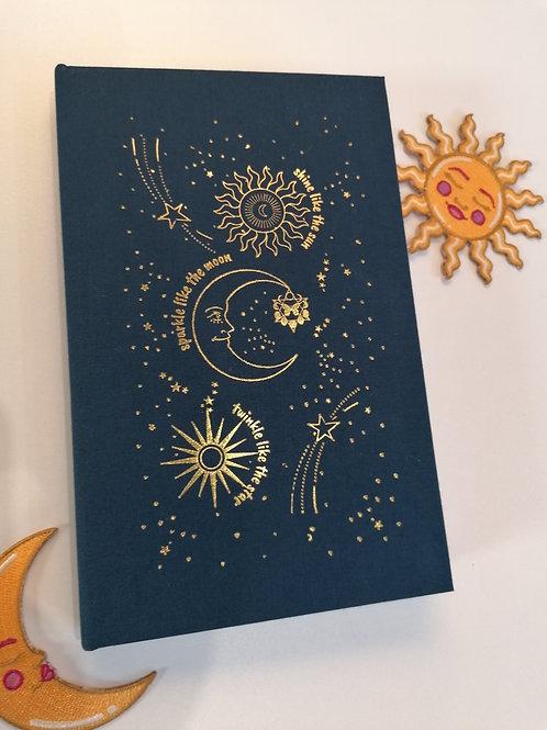 Sun, Moon, Star Journal