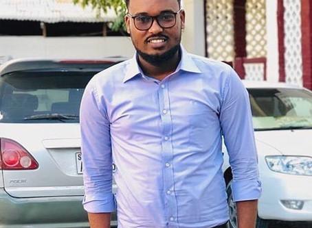 Hassan Istiila (Mogadishu, Somalia)