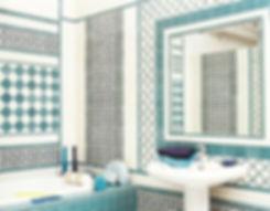 carrelage-salle-de-bain-turquoise-beau-c