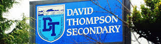 David Thompson Secondary School