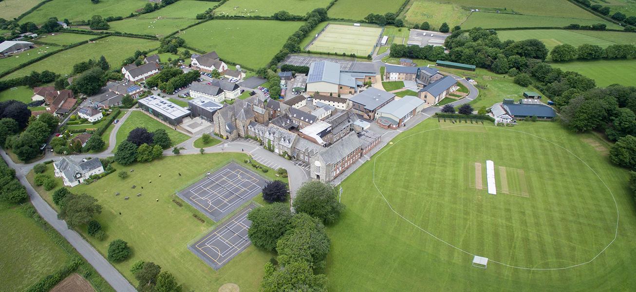 Westbuckland School Aerial images-5