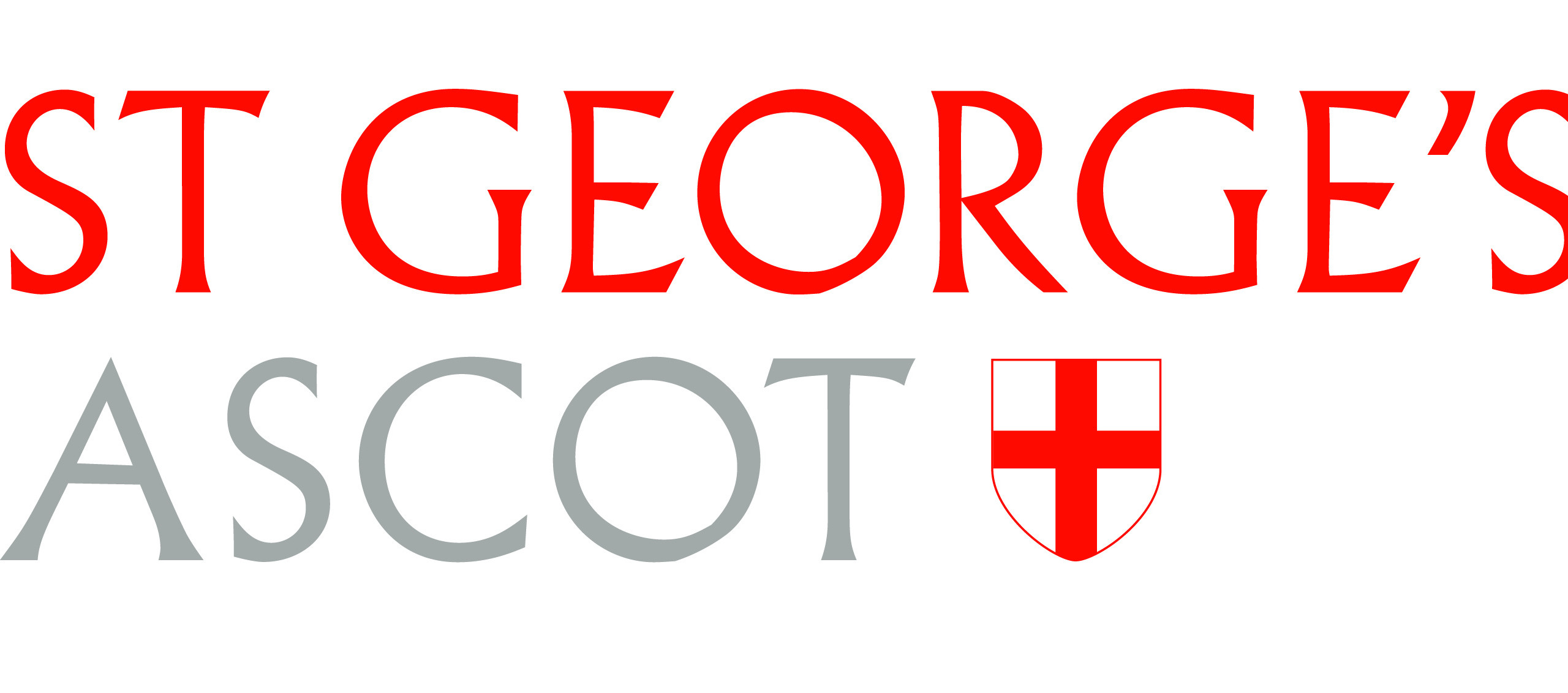 St George's Ascot Logo Low Res