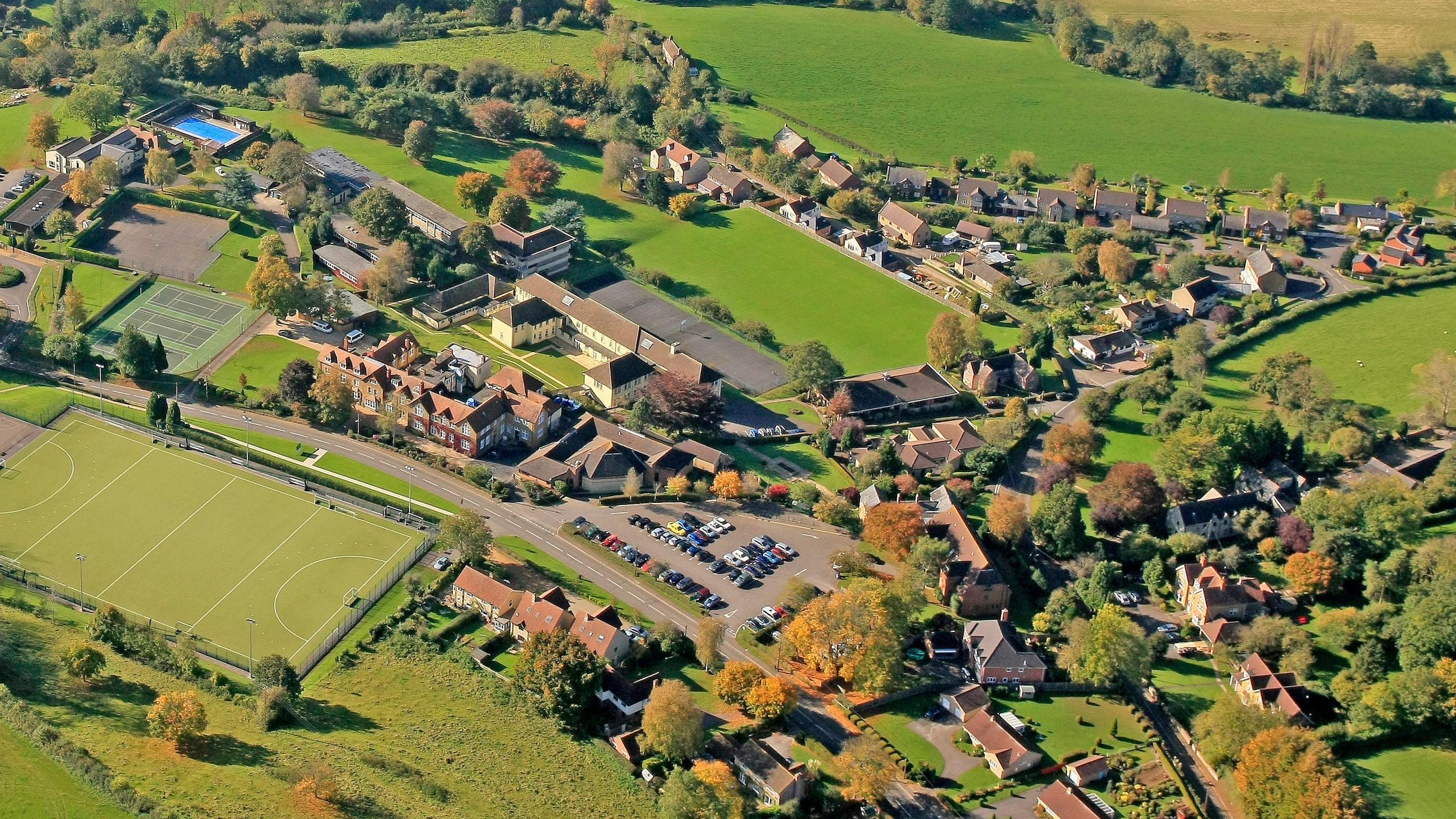 Aerial photos landscape