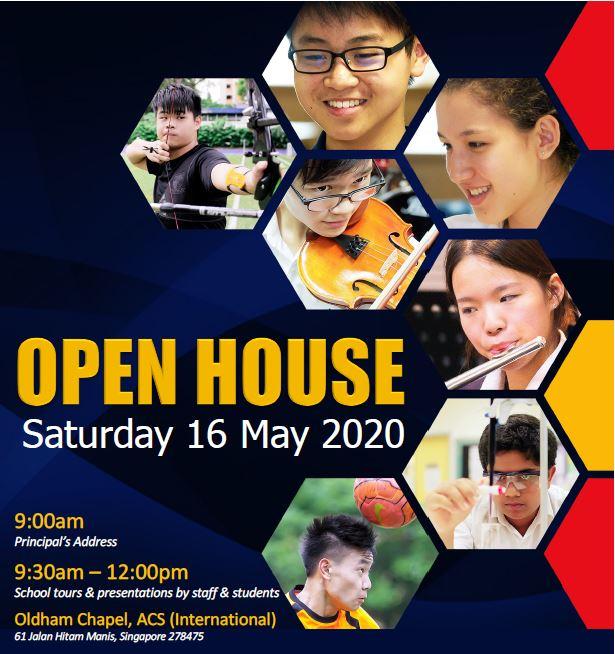 ACS international Open House