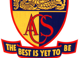 Anglo Chinese School International (ACSI) Singapore