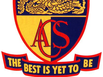 Anglo Chinese School International (ACSI) Singapore
