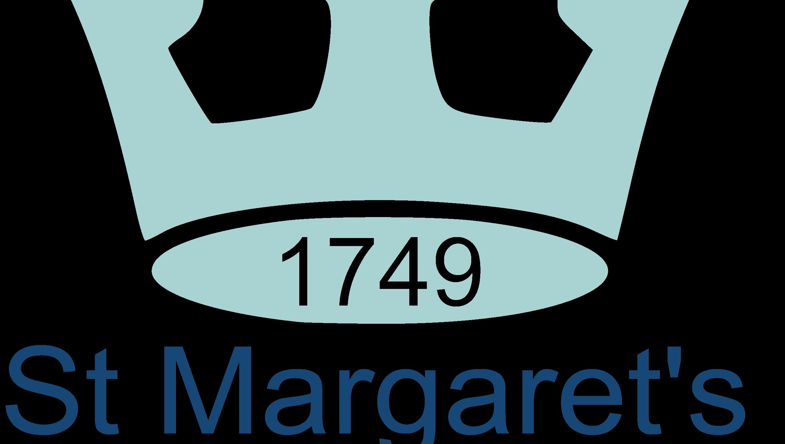 St Margaret's Logo SQUARE