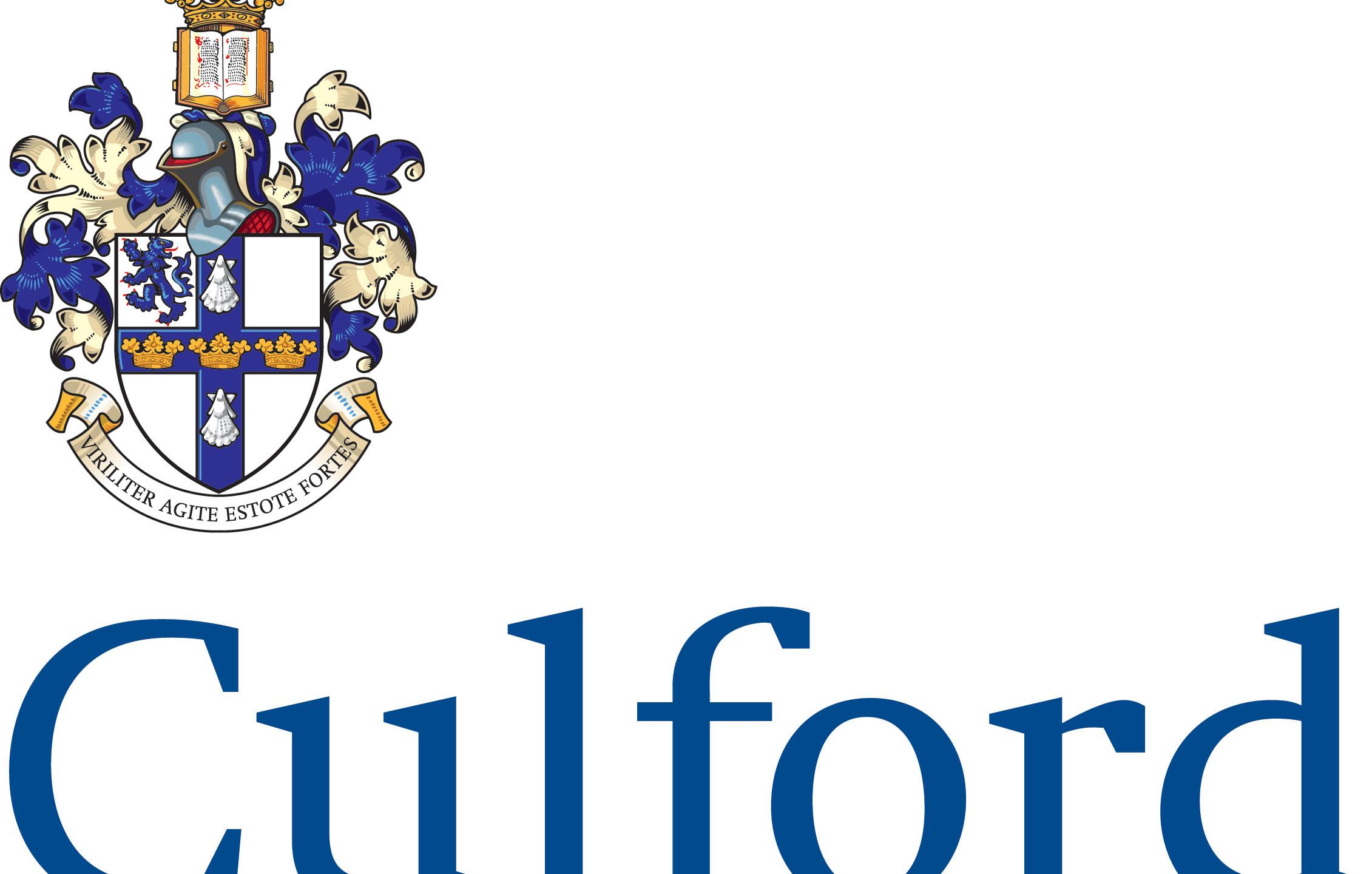 Culford logo cmyk
