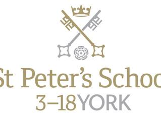 St Peter's School York