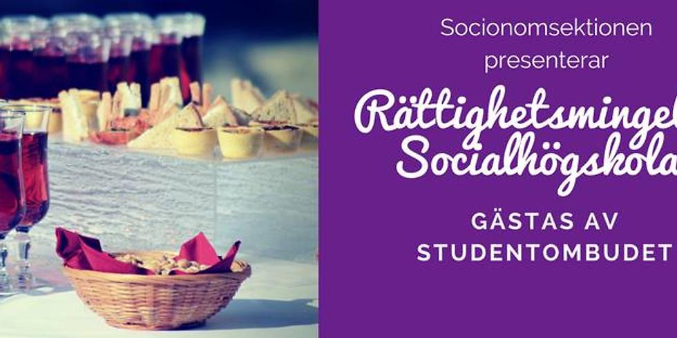 Rättighetsmingel med socialhögskolan (1)