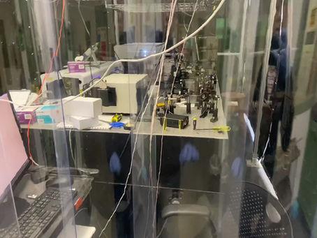 Fs-transient absorption on board
