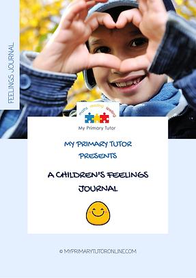 My Primary Tutor Feelings Journal.png