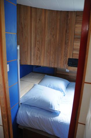 Cabine bleu