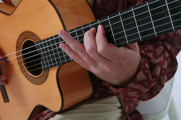 Guitar lessons for beginners to advanced in leicester