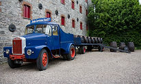 vintage lorry at Jameson's distillers, website photography in leicestershire, commercial photography leicester, commercial photographers in East Midlands, photographers in Leicester,