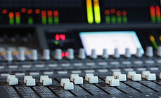 mixing desk at Dr Creative Productions recording studios in leicester, vocal demos leicester, music video production Leicester, voice over production East Midlands, voice over production leicester, CD mastering Leicester, recording studio in Leicester