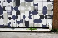 Kaleidoscope Street art