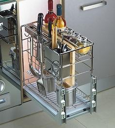 giá đựng gia vị dao thớt tủ bếp