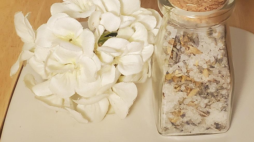 Lavender and Chamomile bath soak