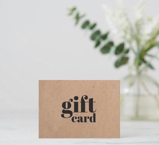 FIURI GIFT CARD