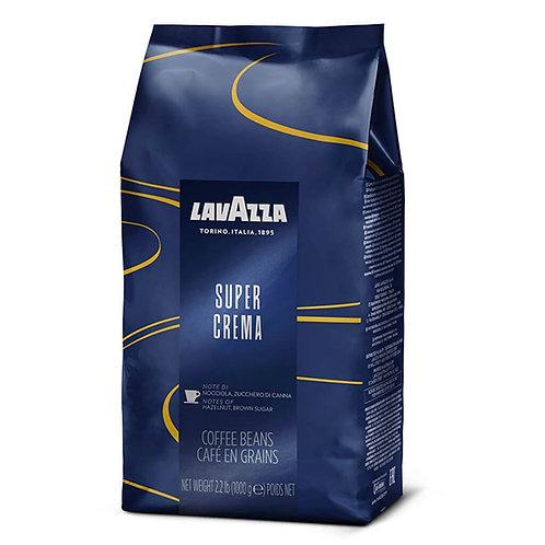 LAVAZZA Super Crema Whole Beans