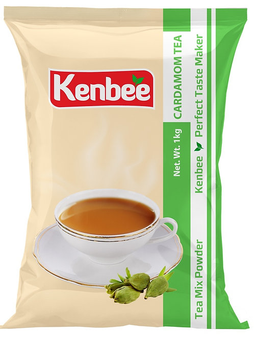 Kenbee Cardamom Tea Mix Powder