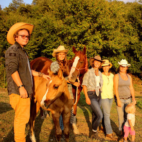 Young Volunteers and Horses Make a Change for Children with Disabilities