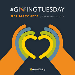 Donate more on Giving Tuesday