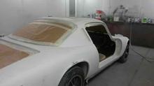 Lotus Elan +2 Car Paint Auto Body Respray