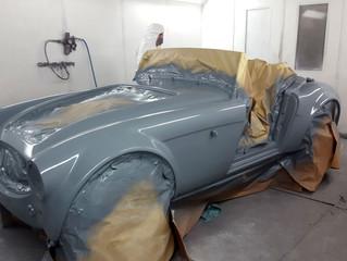 1960 V8 Austin Healey Sebring MX
