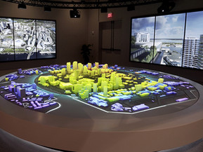 "See the first-of-its-kind Water Street Tampa ""Virtual City"""